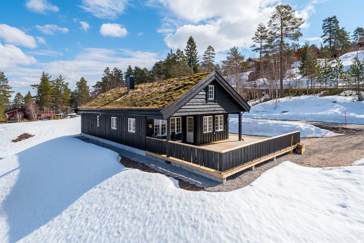 Hytte - drangedal - 3 090 000,- - Meglerhuset & Partners