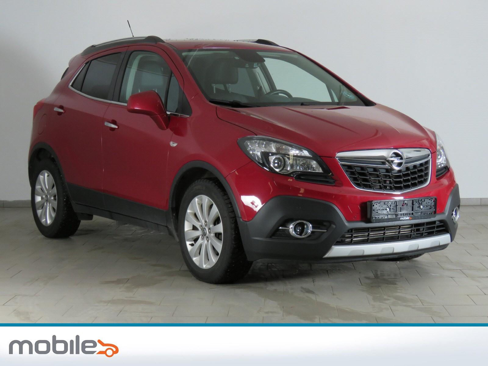 Opel Mokka – Mobile
