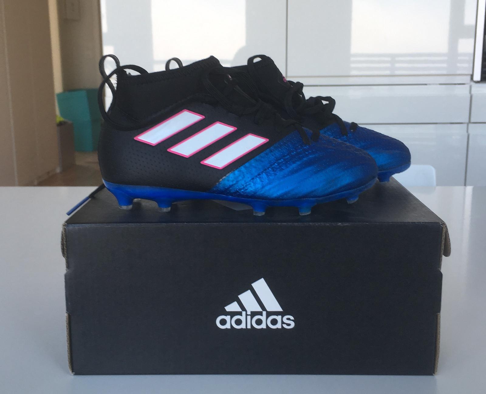 Brukt Adidas Ace 17.1 Primeknit FGAG Fotballsko til salgs i