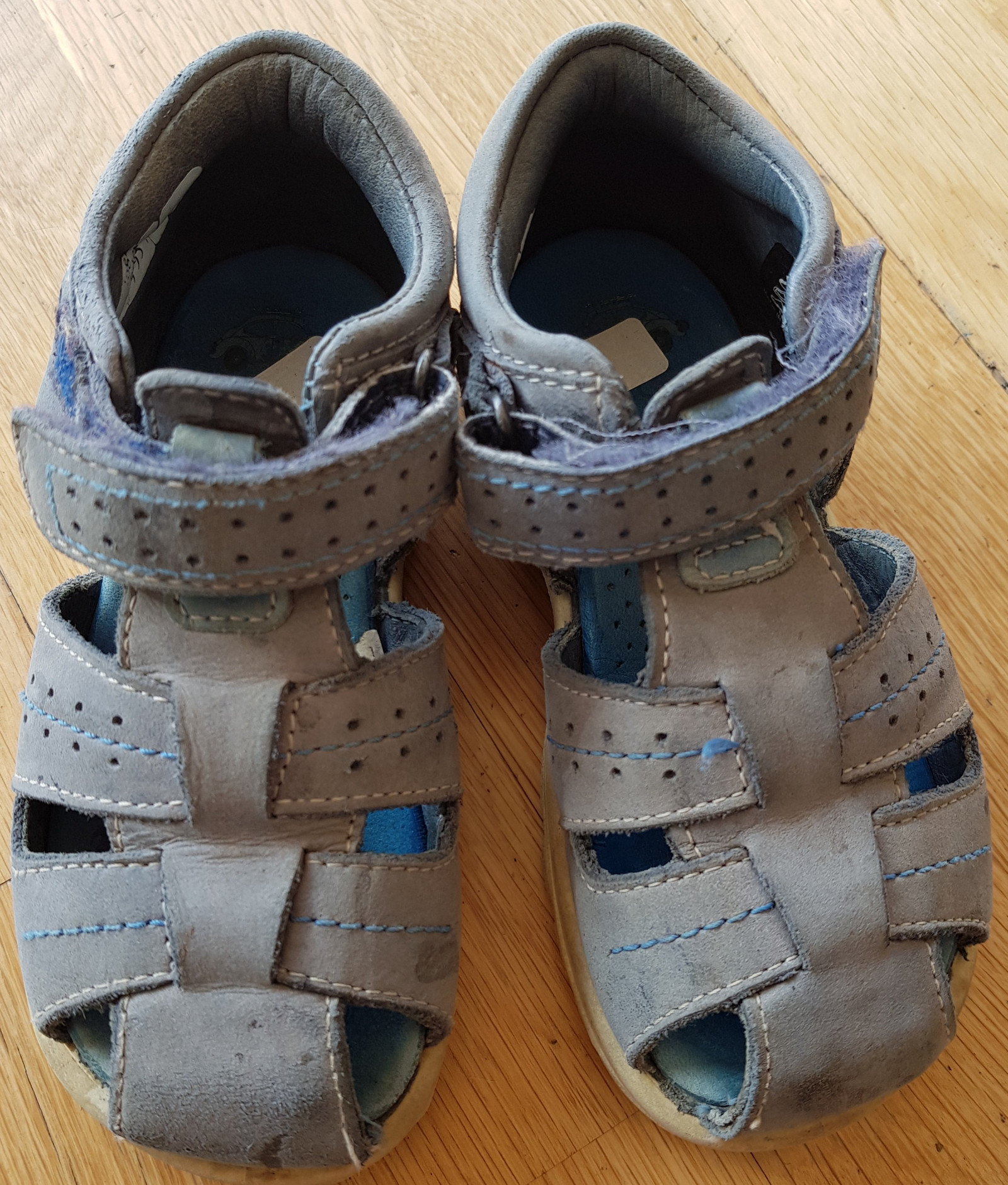 4fbde467e45 Ecco sandaler str 24   FINN.no