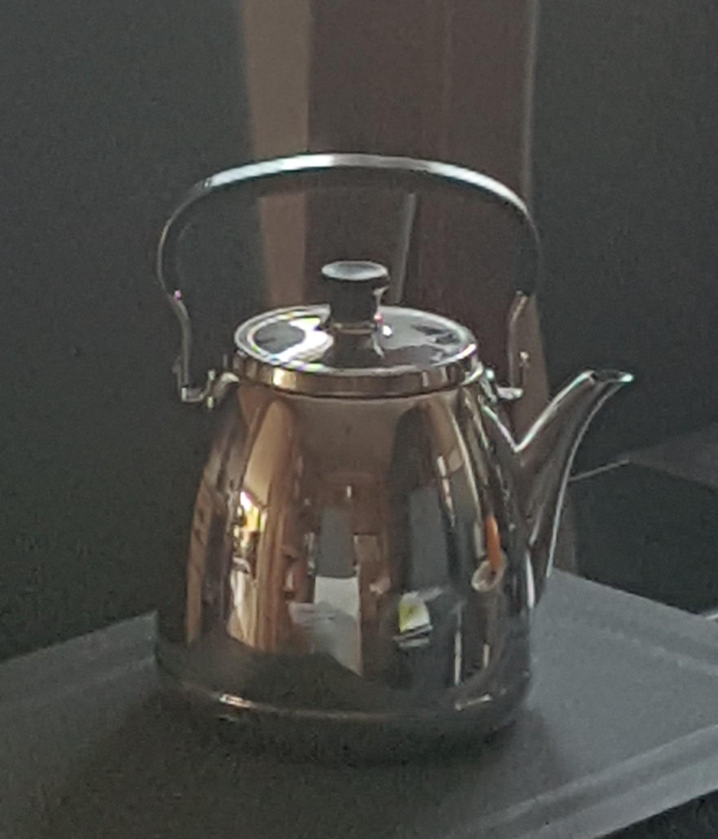 Fasjonable Kaffe / vann-kjele i stål 2.5 l. Polaris | FINN.no TN-38
