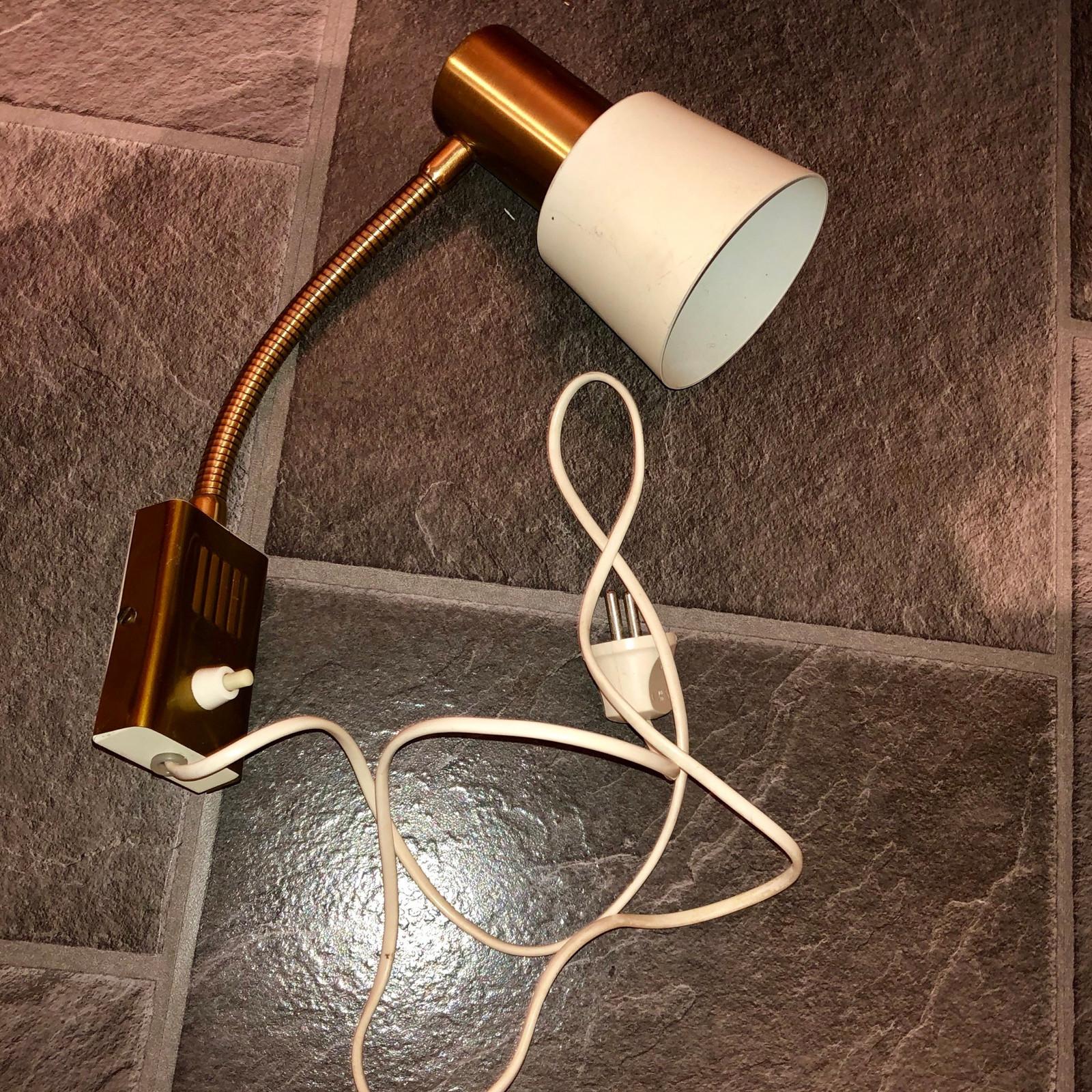 Retro lampe fra 70 tallet. Ra gla er norsk produsert   FINN.no