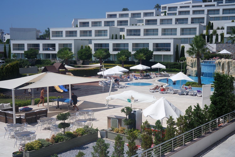 Horizon Sky Beach Resort hovedområdet