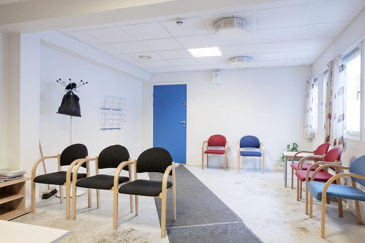 Kontor/venteområde/resepsjon