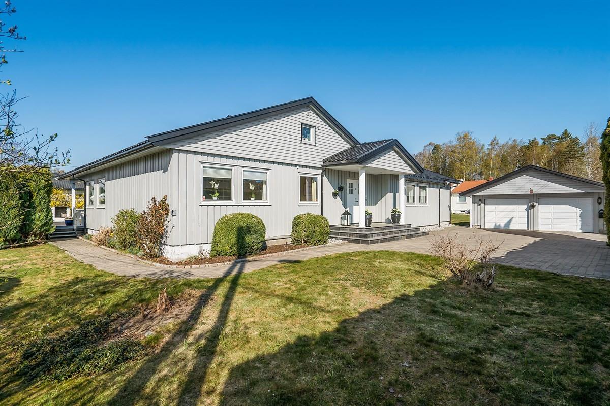Enebolig - vestskogen - 4 990 000,- - Bakke Sørvik & Partners
