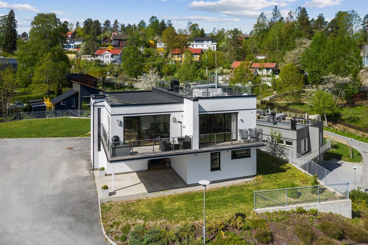 Tomannsbolig - Fjordvangen - nesodden - 5 750 000,- - Sydvendt & Partners