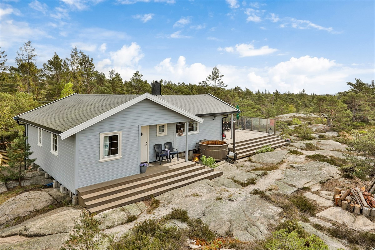 Hytte - vesterøy - 3 000 000,- - Møller & Partners