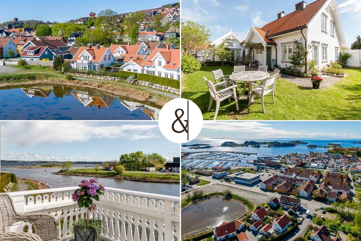 Enebolig - stavern - 6 800 000,- - Leinæs & Partners
