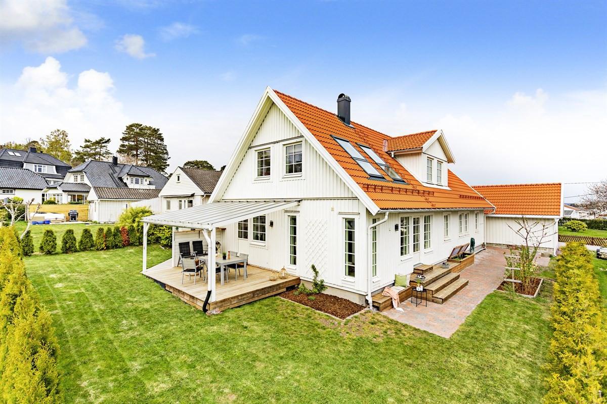 Enebolig - tolvsrød - 6 850 000,- - Bakke Sørvik & Partners
