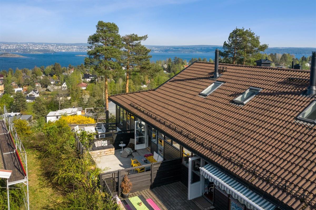 Rekkehus - nesoddtangen - 5 300 000,- - Sydvendt & Partners