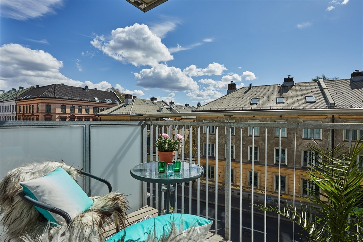 Leilighet - Grünerløkka - Sofienberg - oslo - 3 650 000,- - Schala & Partners