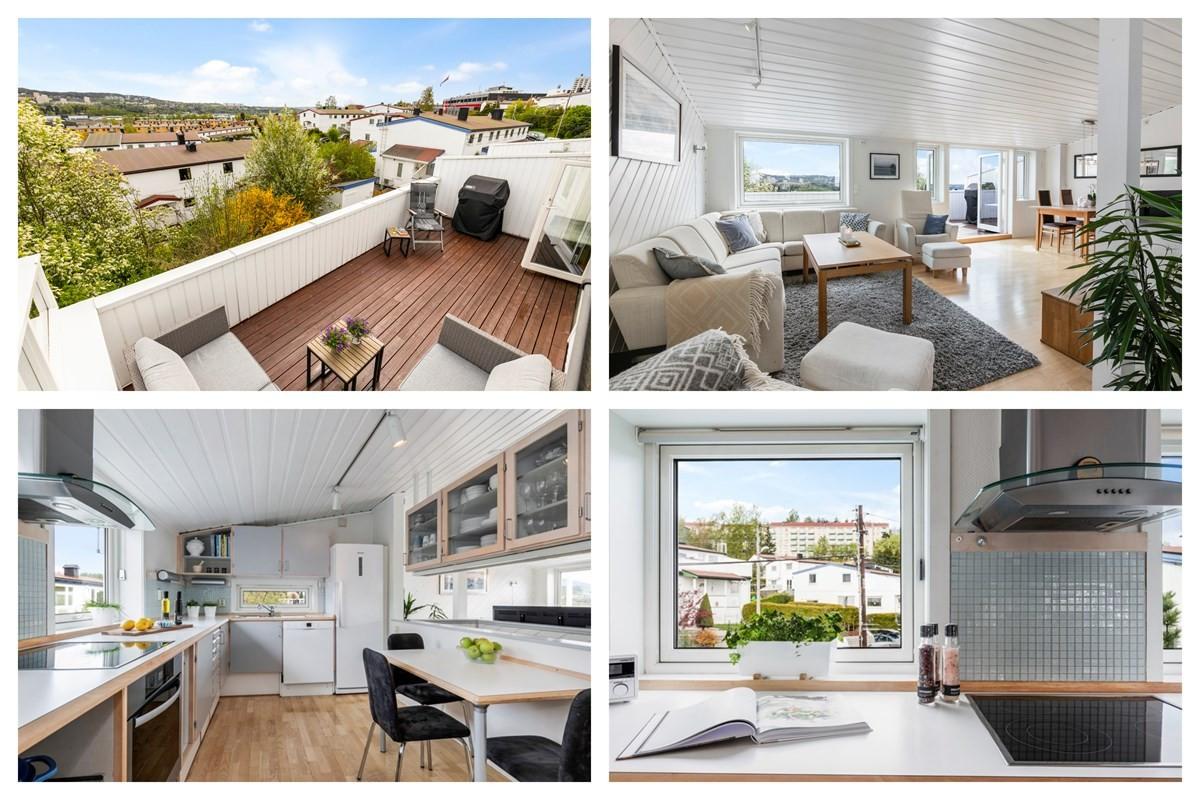 Rekkehus - Bjerke - oslo - 5 500 000,- - Schala & Partners