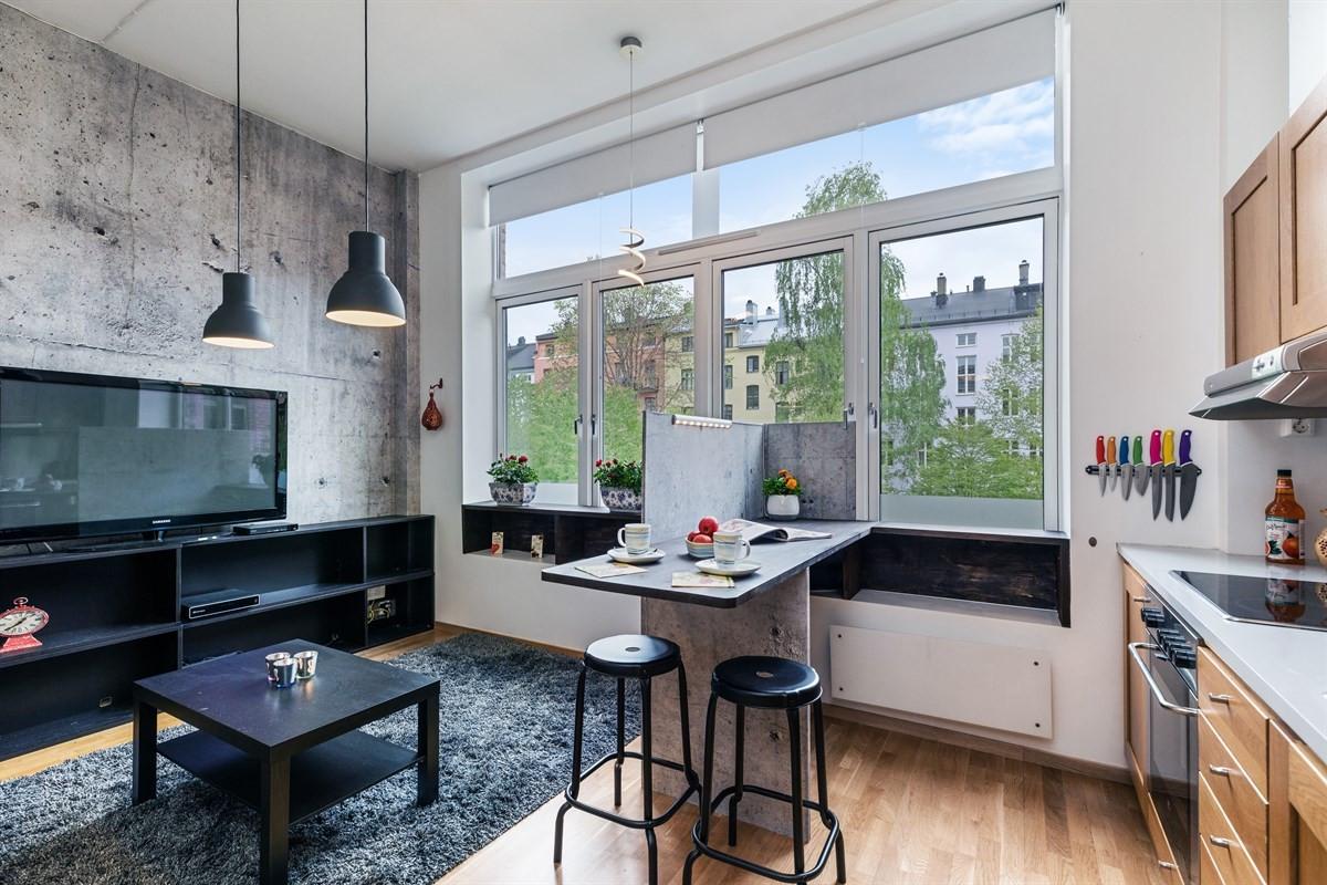 Leilighet - Gamle Oslo - oslo - 2 300 000,- - Schala & Partners