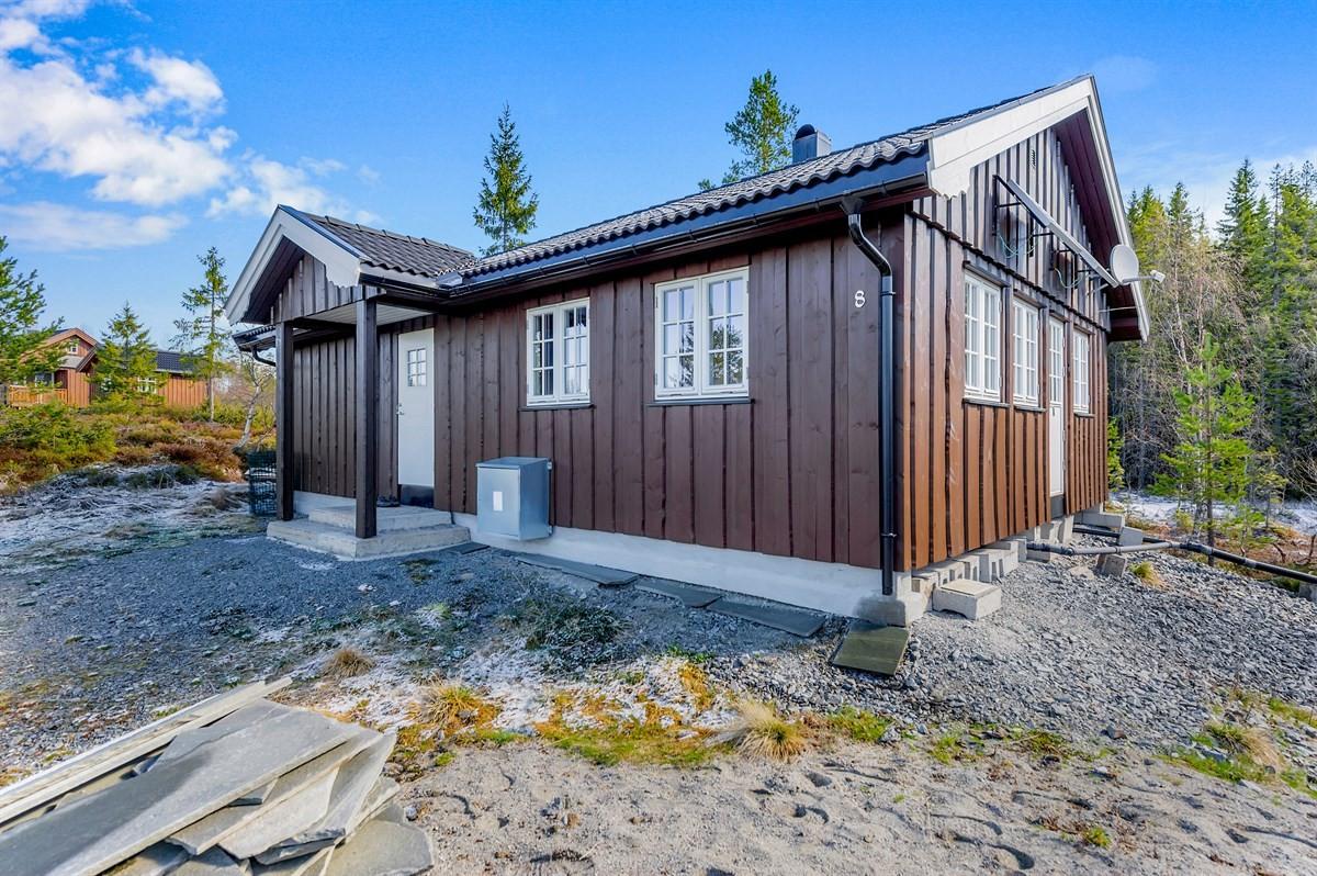 Hytte - Skreia - Totenåsen - skreia - 1 590 000,- - Sydvendt & Partners