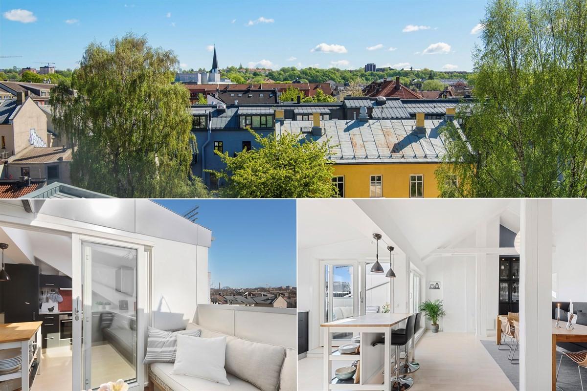 Leilighet - Grünerløkka - Sofienberg - oslo - 6 180 000,- - Schala & Partners