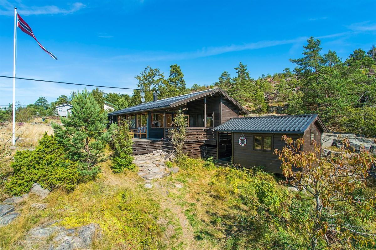 Hytte - tjøme - 2 490 000,- - Bakke Sørvik & Partners