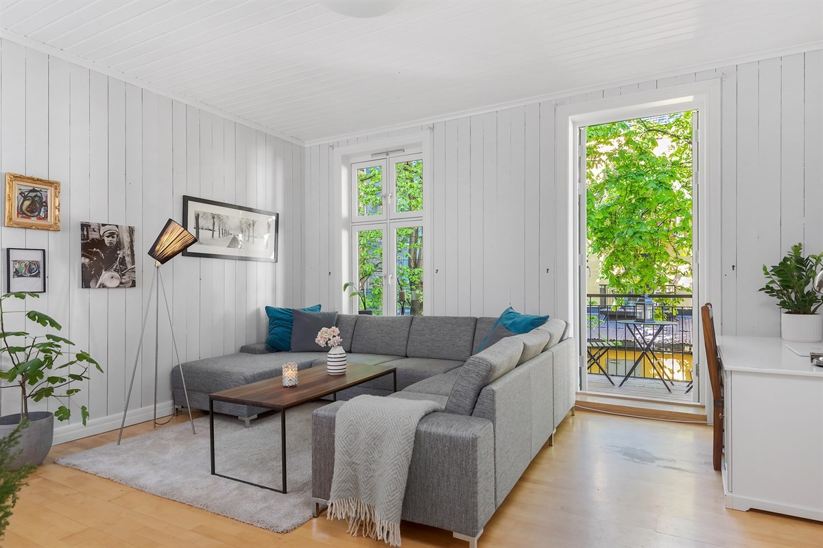 Leilighet - Grünerløkka - Sofienberg - oslo - 5 500 000,- - Schala & Partners