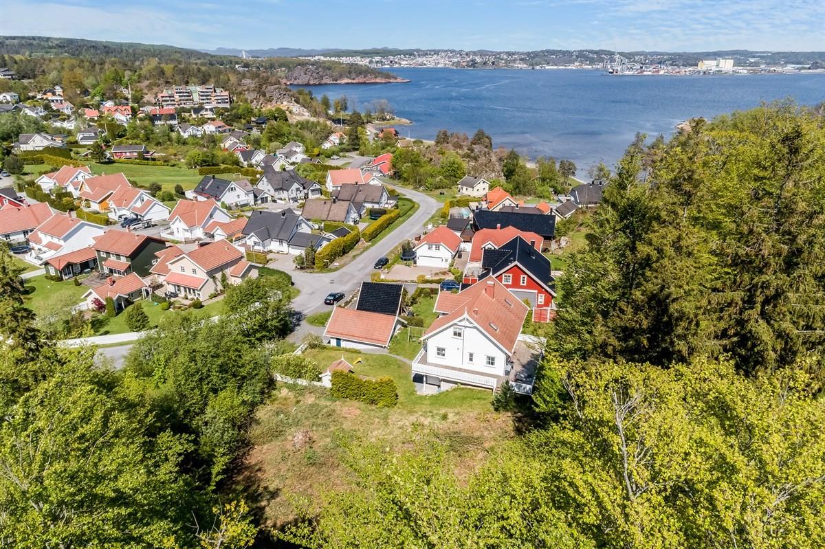 Boligtomt - larvik - 1 650 000,- - Leinæs & Partners