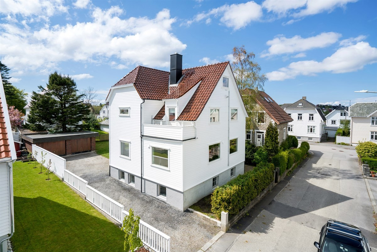 Tomannsbolig - stavanger - 5 850 000,- - Huus & Partners