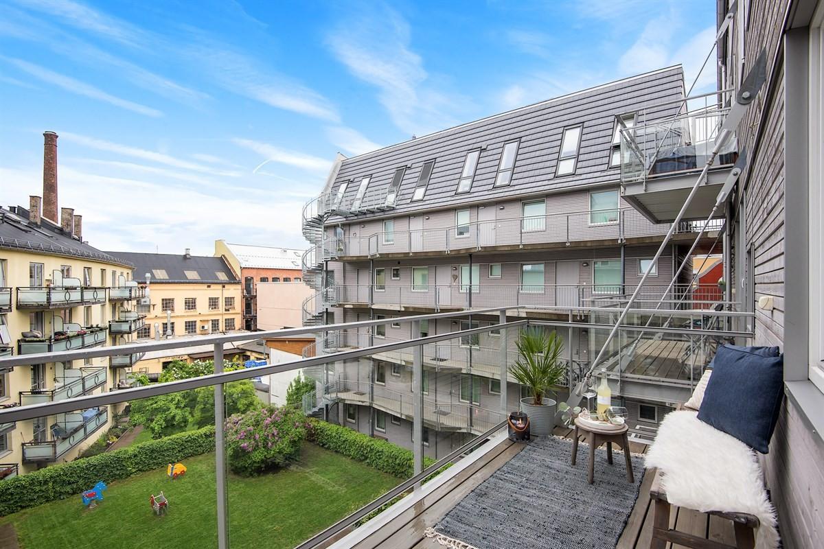 Leilighet - Grünerløkka - Sofienberg - oslo - 5 000 000,- - Schala & Partners
