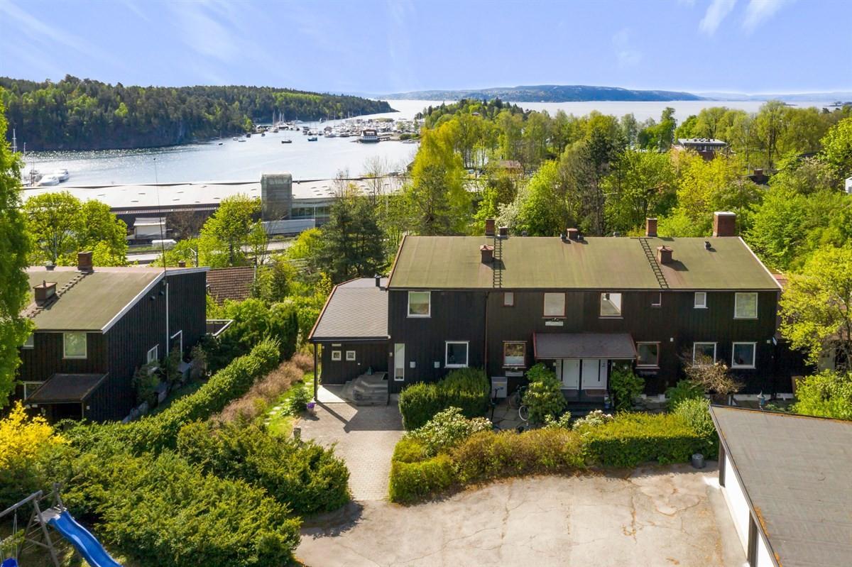 Rekkehus - Ullern - oslo - 7 500 000,- - Schala & Partners