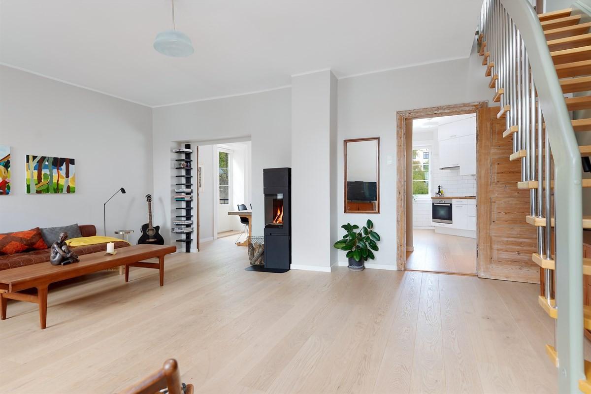 Leilighet - St. Hanshaugen - Ullevål - oslo - 6 900 000,- - Schala & Partners