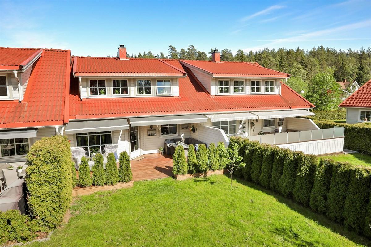 Rekkehus - sarpsborg - 2 190 000,- - Grimsøen & Partners