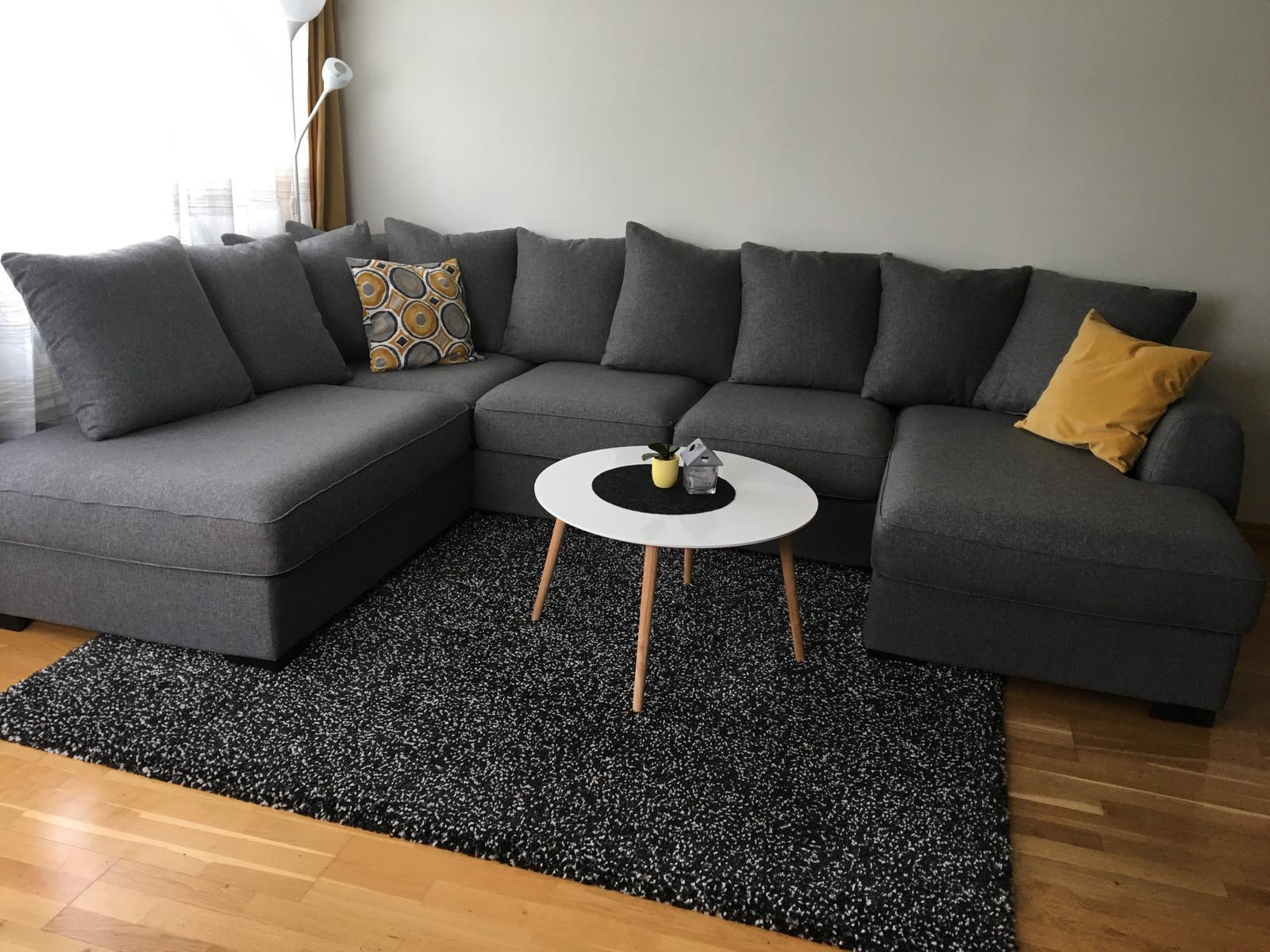 Ultra Baltimore U-sofa fra Skeidar-veldig lite brukt   FINN.no JZ-98