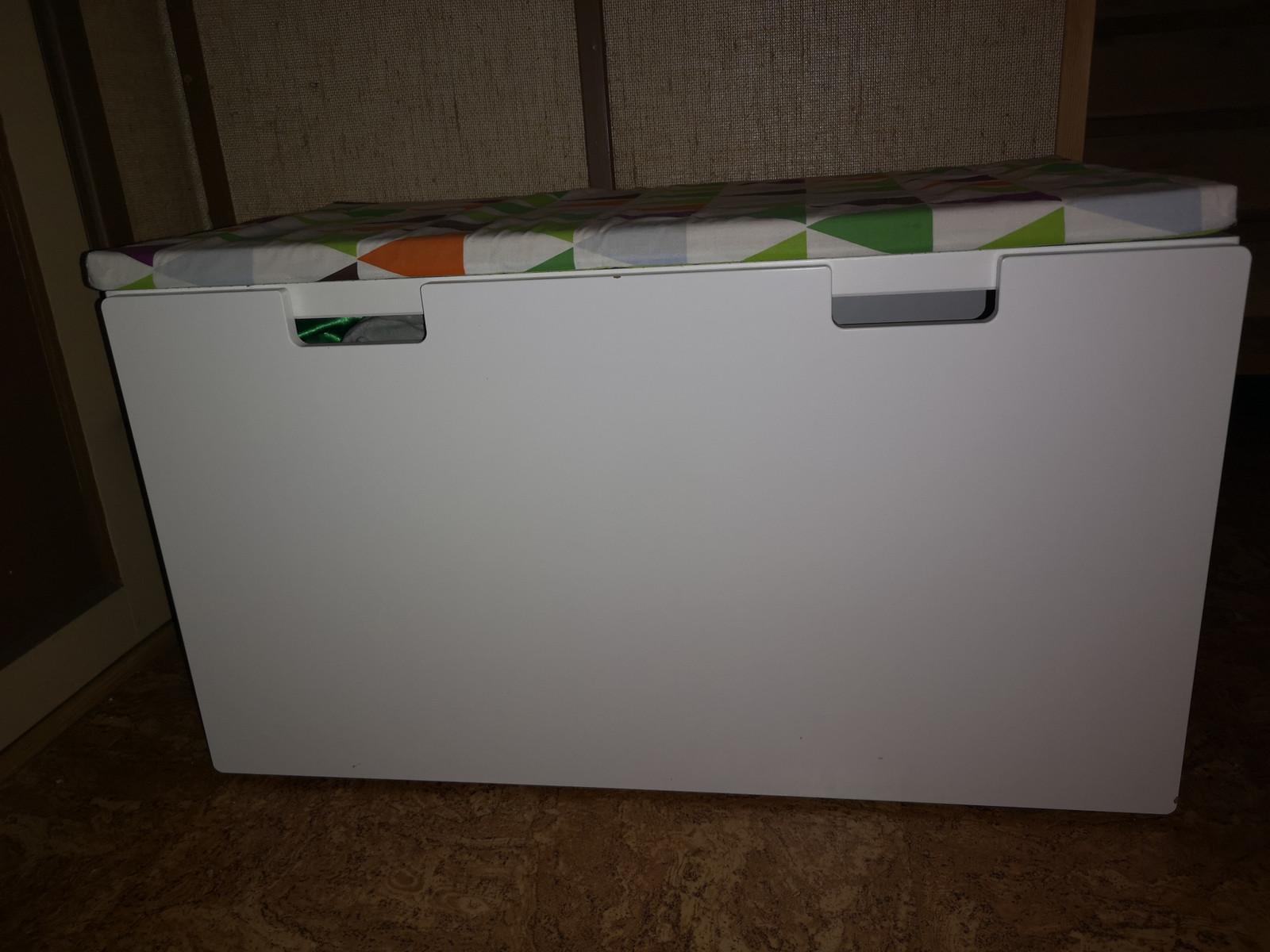 Uvanlig Stuva benk og garderobeskap | FINN.no SX-45
