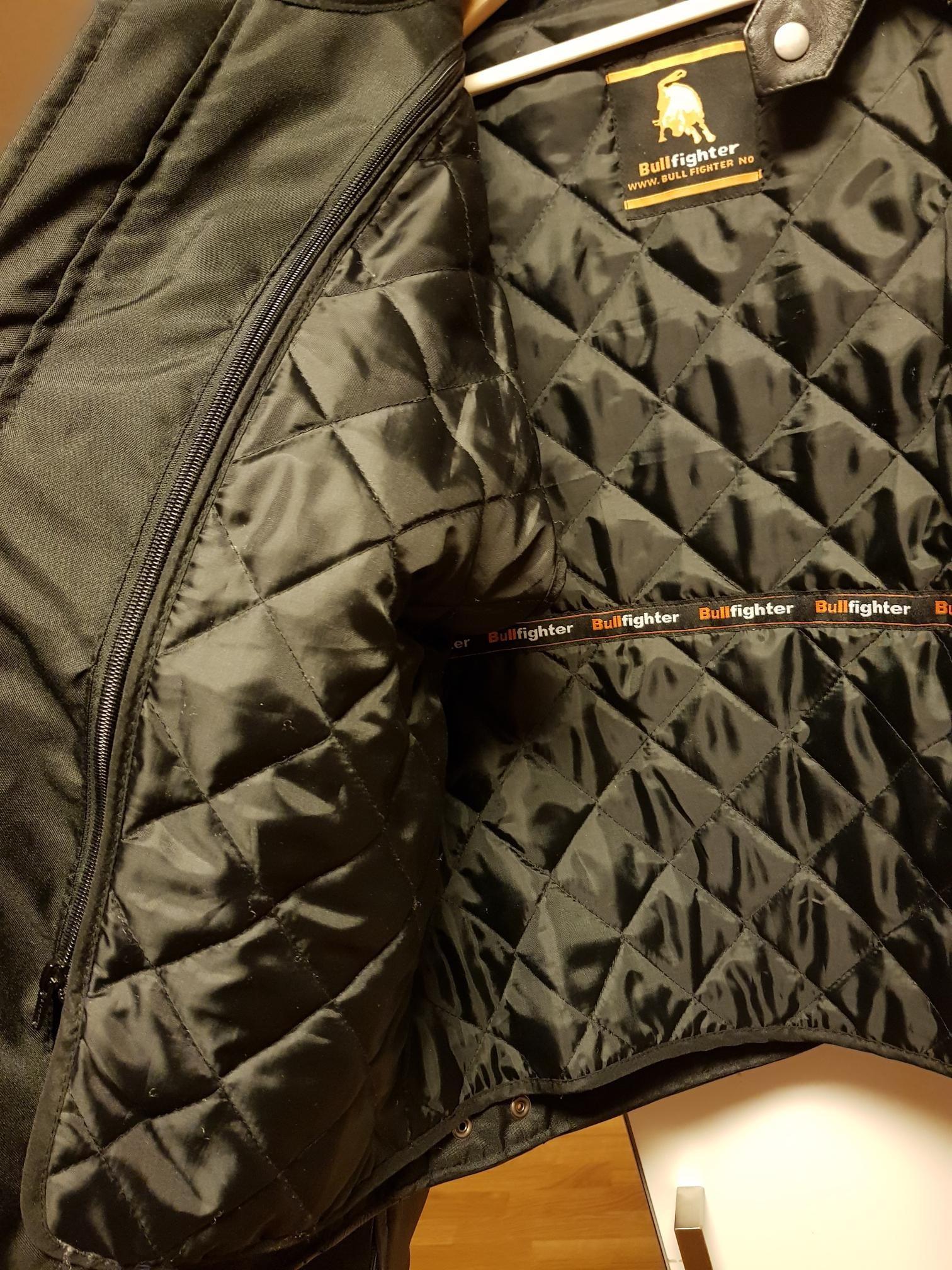 614ad6e4 Bullfighter cafe cruiser mc-jakke i skinn - mc-klær | FINN.no