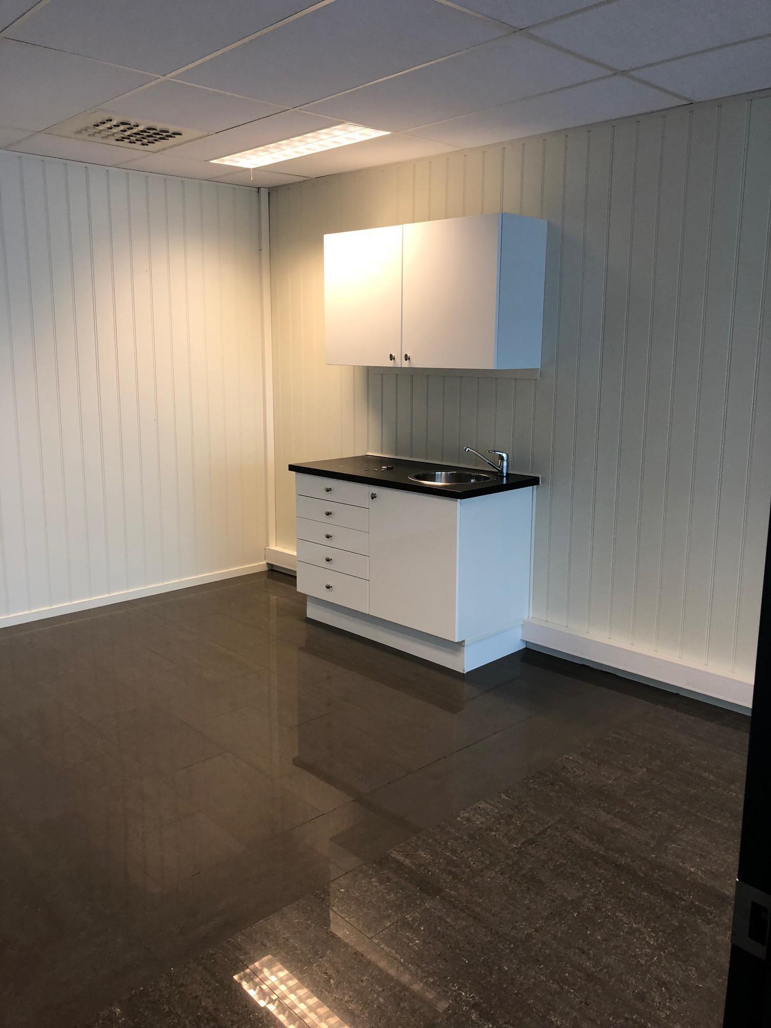 Te-kjøkken - 2. etasje lokale ca 135 kvm