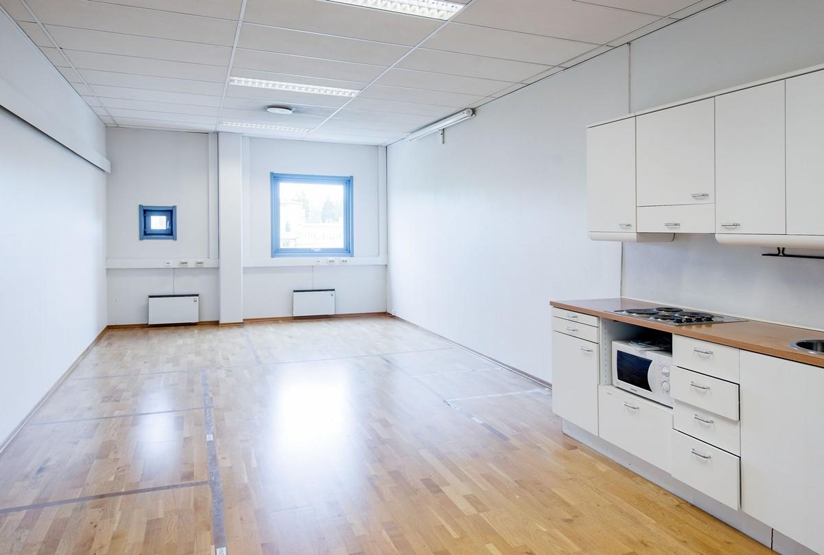 Kjøkken Del A - 3. etasje