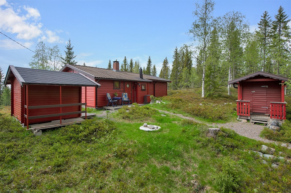 Hytte - snertingdal - 790 000,- - Gjestvang & Partners