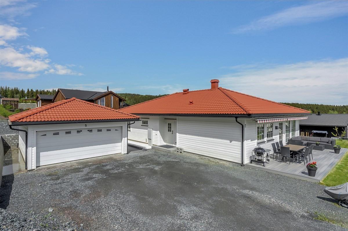 Enebolig - gjøvik - 4 590 000,- - Gjestvang & Partners