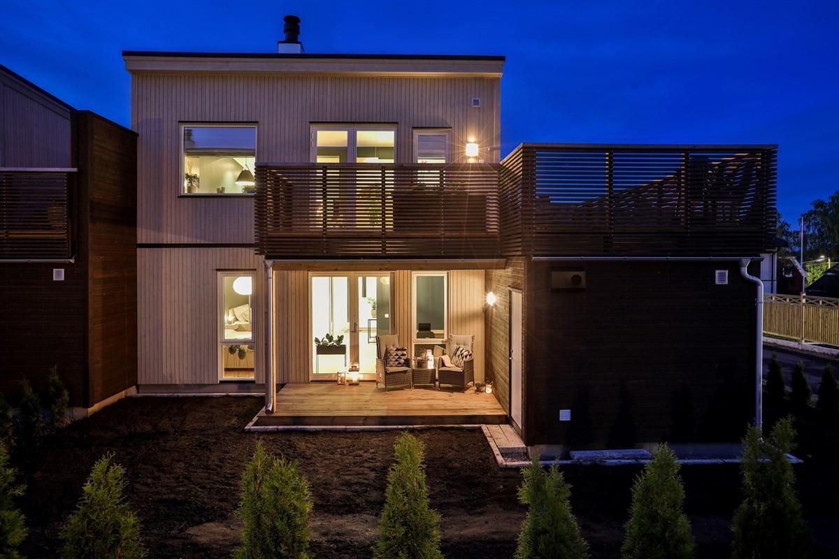 Enebolig - fredrikstad - 3 990 000,- - Grimsøen & Partners