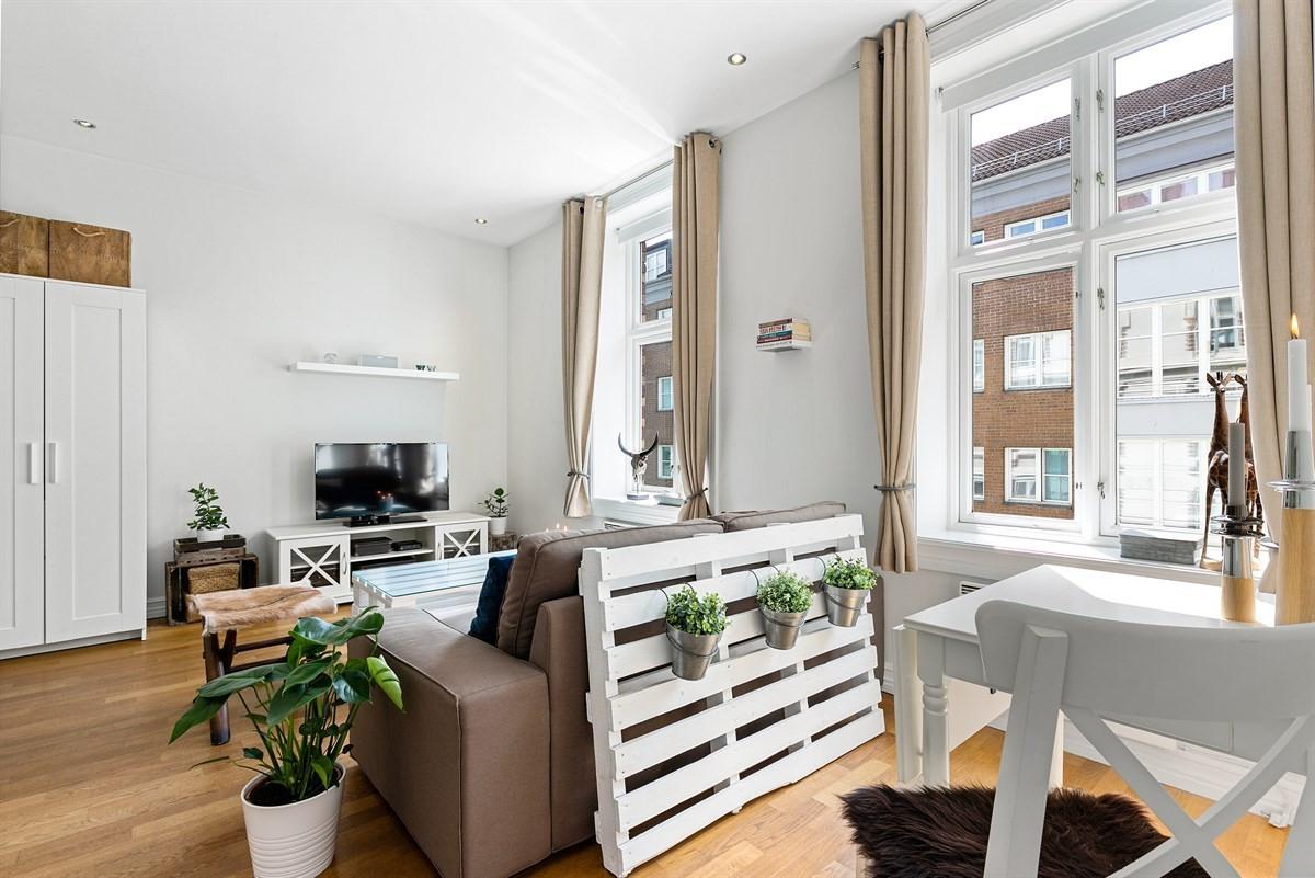 Leilighet - Grünerløkka - Sofienberg - oslo - 1 650 000,- - Schala & Partners