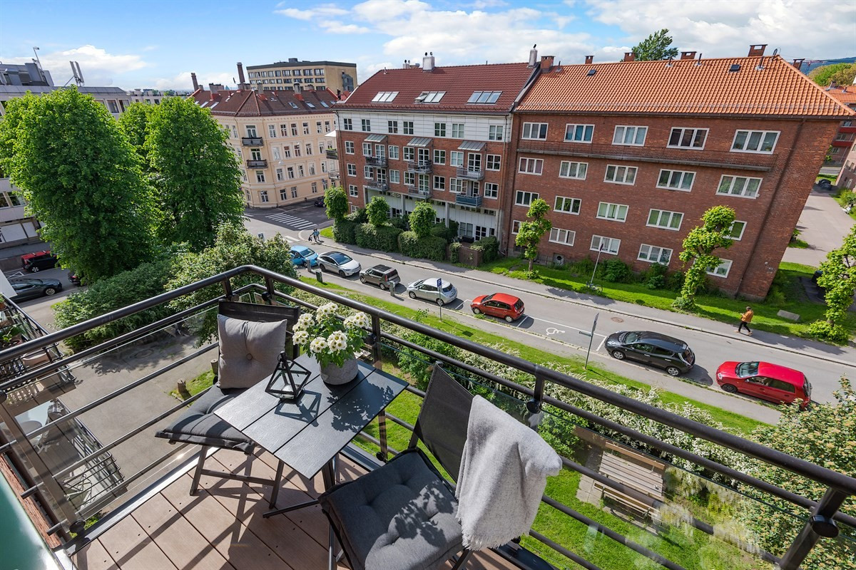 Leilighet - Grünerløkka - Sofienberg - oslo - 3 750 000,- - Schala & Partners