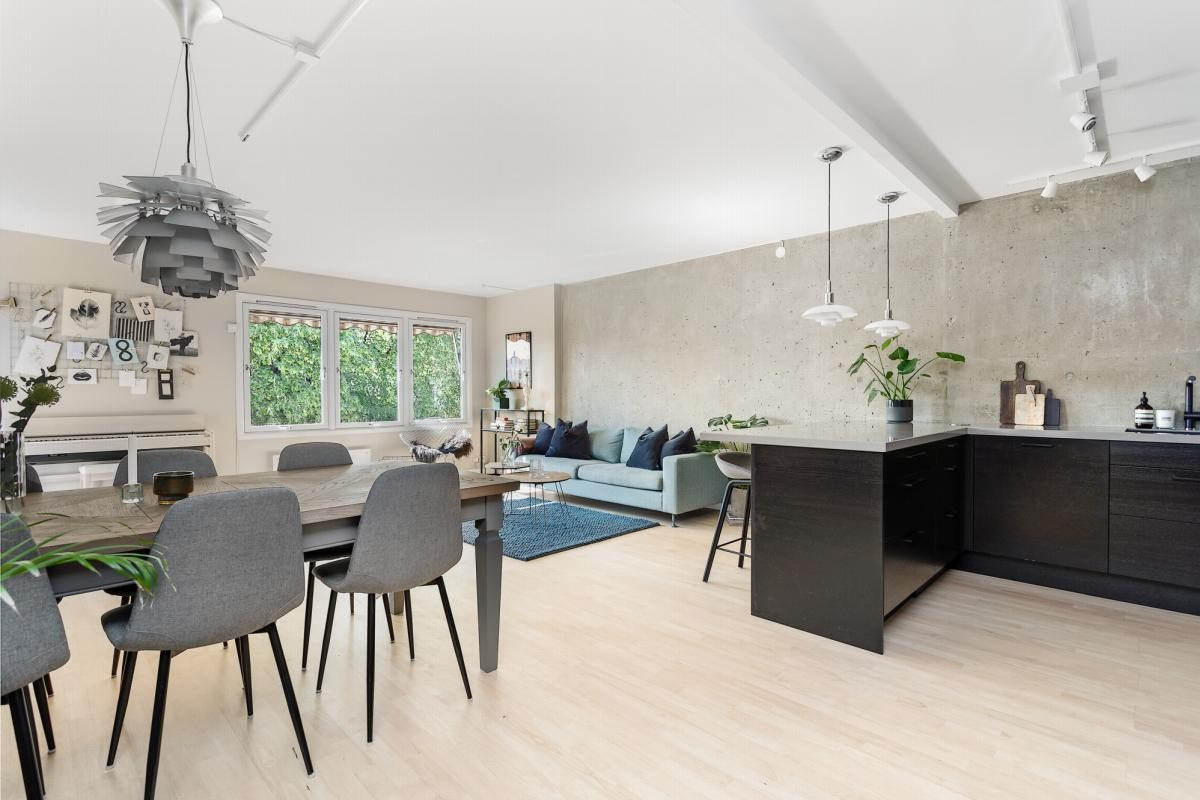 Leilighet - Grünerløkka - Sofienberg - oslo - 6 300 000,- - Schala & Partners