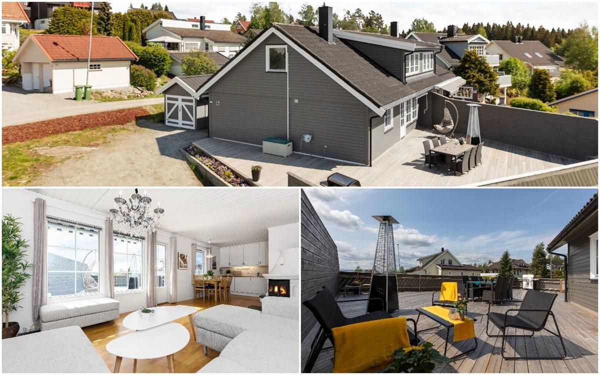 Tomannsbolig - eidsvoll - 3 350 000,- - Schala & Partners