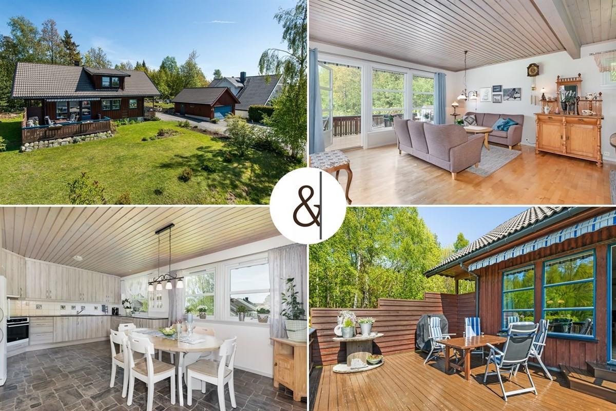 Enebolig - nevlunghavn - 3 950 000,- - Leinæs & Partners