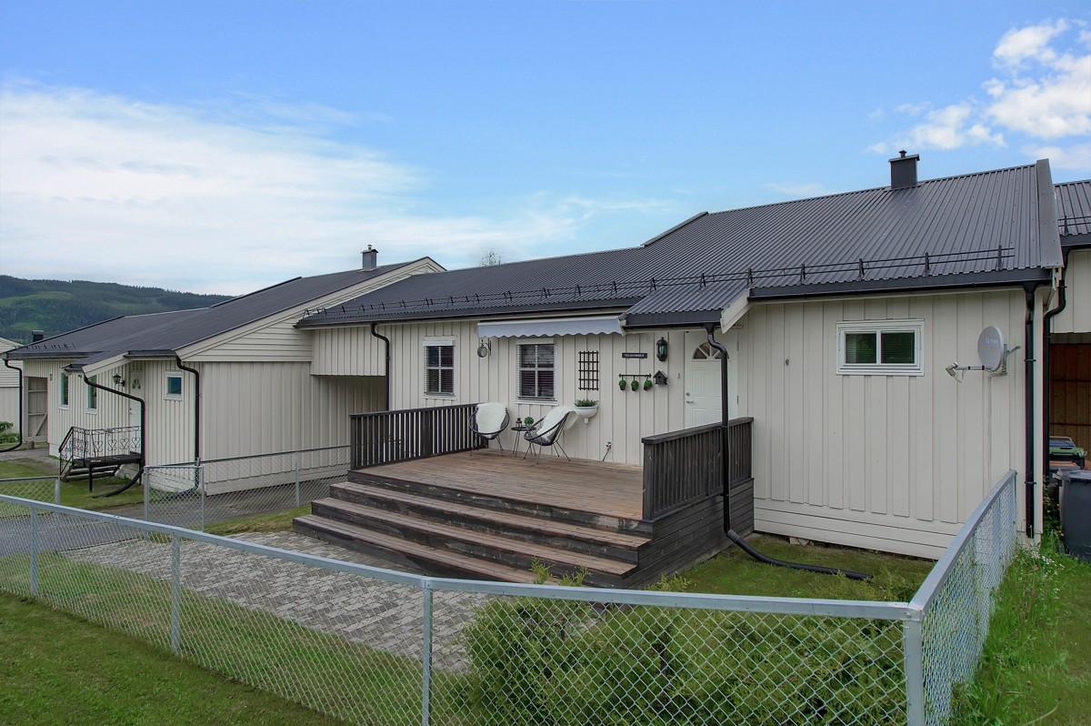 Rekkehus - dokka - 1 850 000,- - Partners Eiendomsmegling