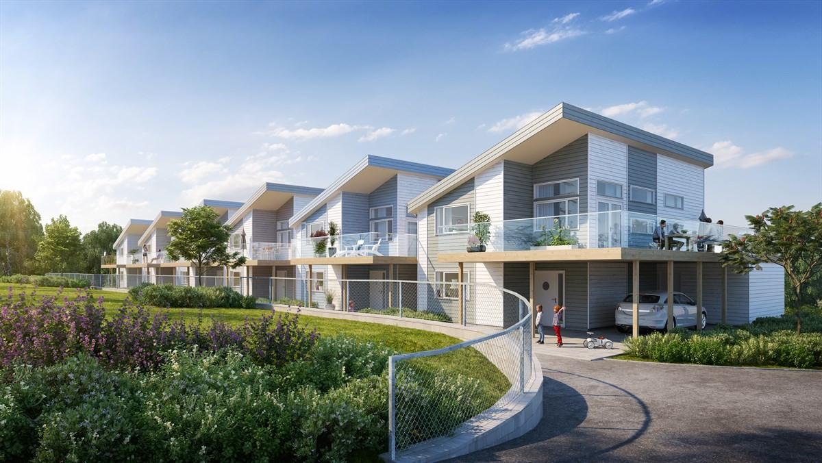 Leilighet - tønsberg - 2 950 000 til 5 290 000,- - Bakke Sørvik & Partners