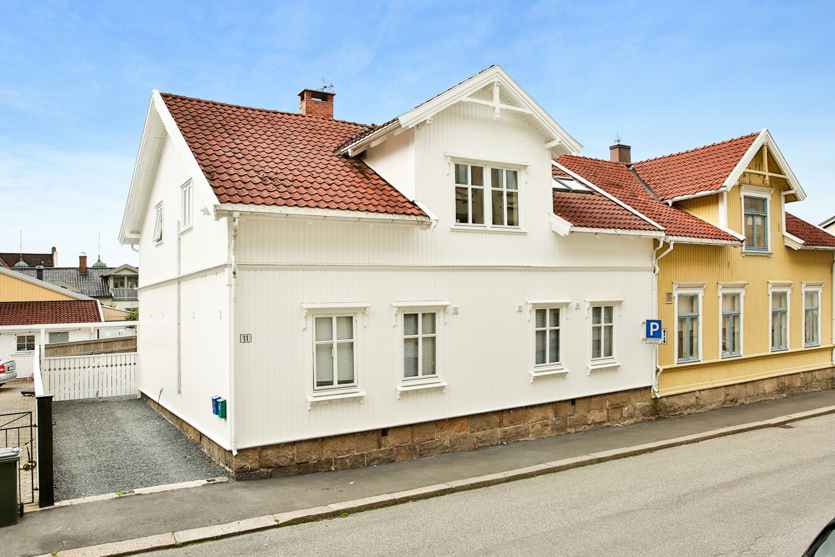 Leilighet - fredrikstad - 3 300 000,- - Møller & Partners