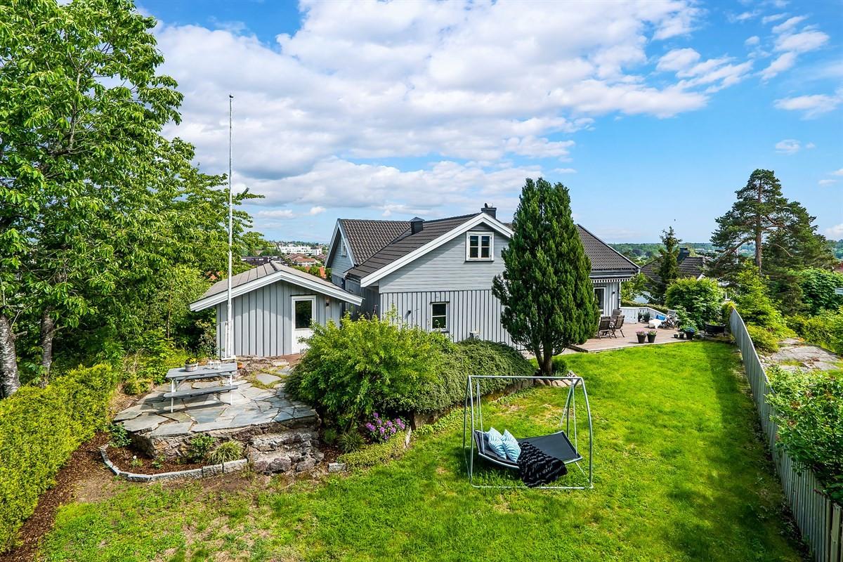 Enebolig - tønsberg - 5 250 000,- - Bakke Sørvik & Partners