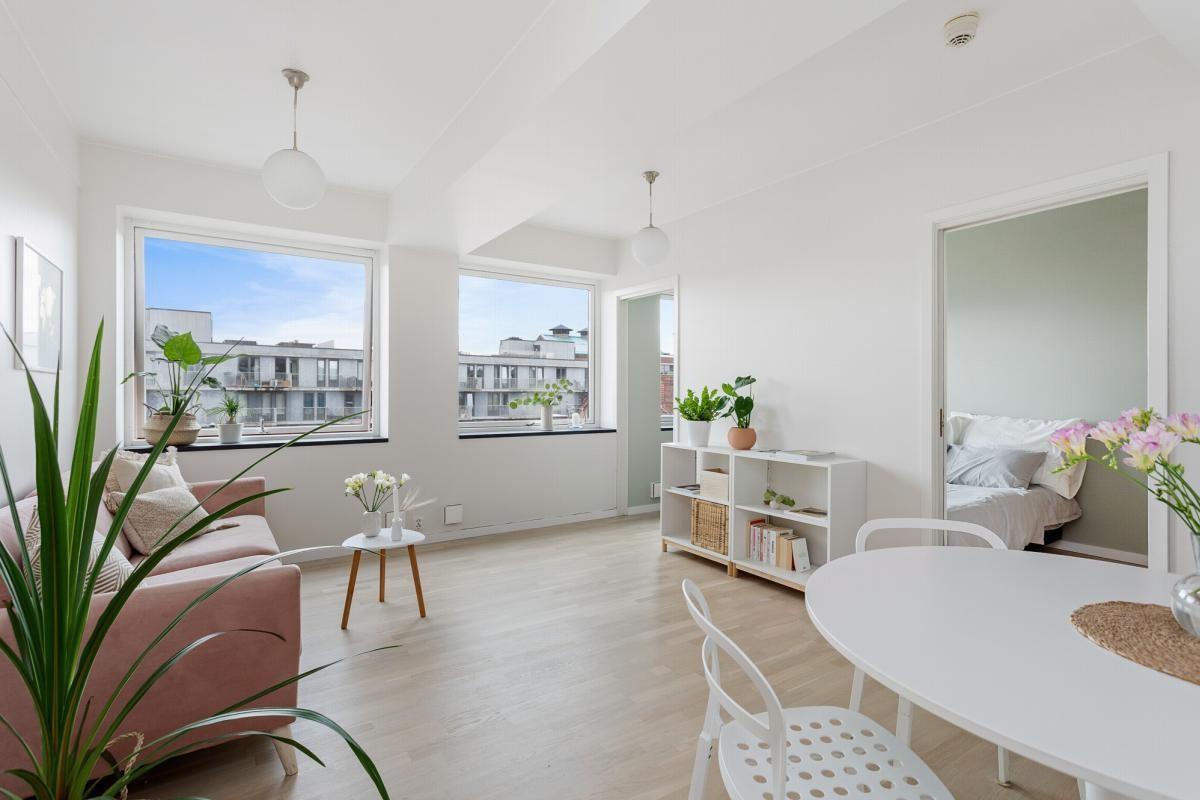 Leilighet - Grünerløkka - Sofienberg - oslo - 2 200 000,- - Schala & Partners