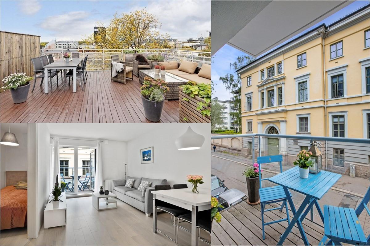 Leilighet - St. Hanshaugen - Ullevål - oslo - 2 700 000,- - Schala & Partners