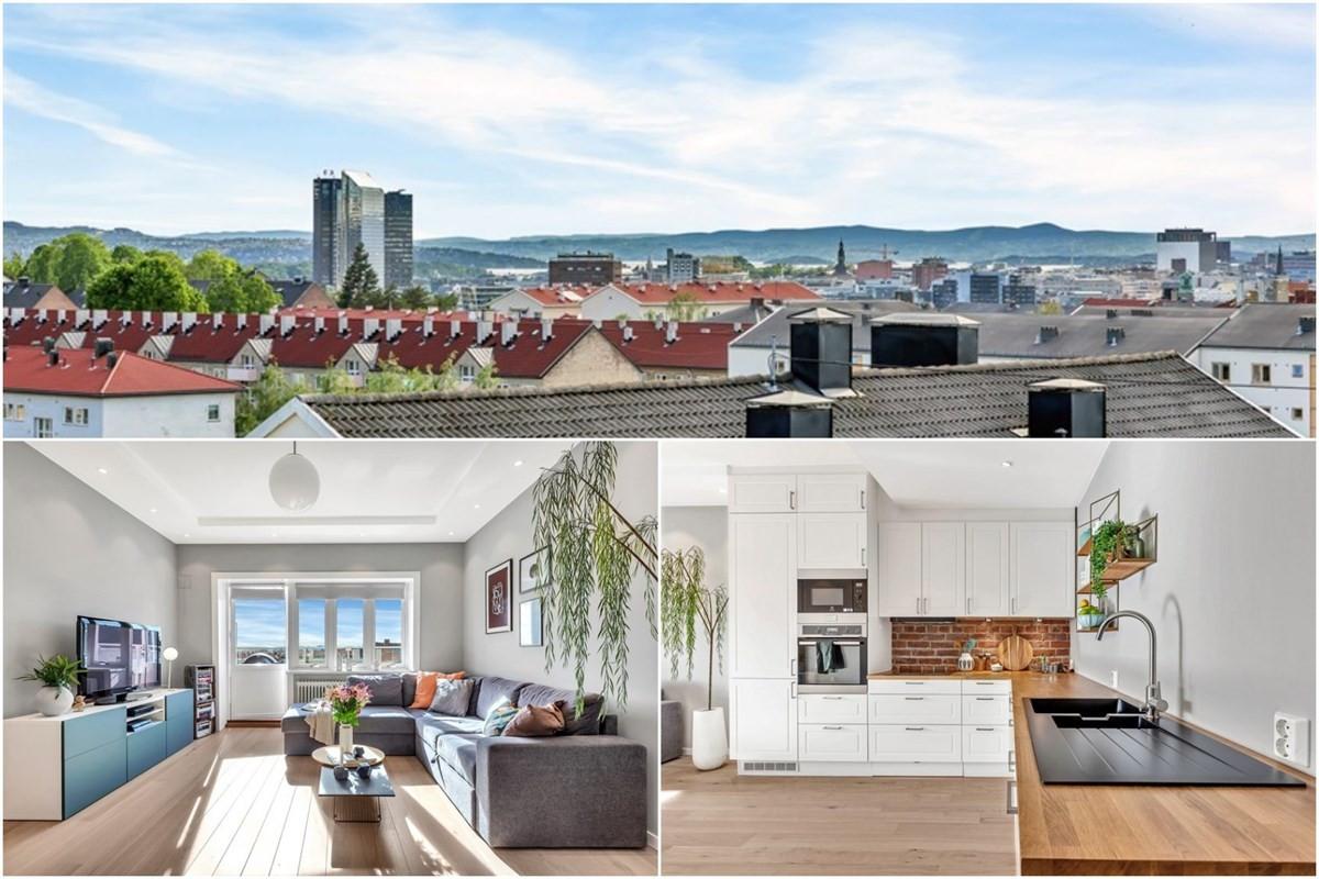 Leilighet - Grünerløkka - Sofienberg - oslo - 4 100 000,- - Schala & Partners