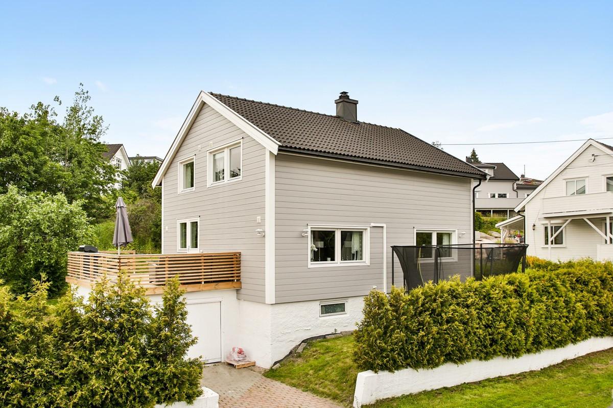 Tomannsbolig - gressvik - 3 500 000,- - Møller & Partners