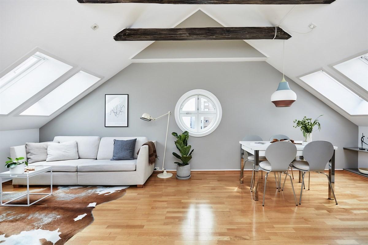 Leilighet - St. Hanshaugen - Ullevål - oslo - 3 390 000,- - Schala & Partners