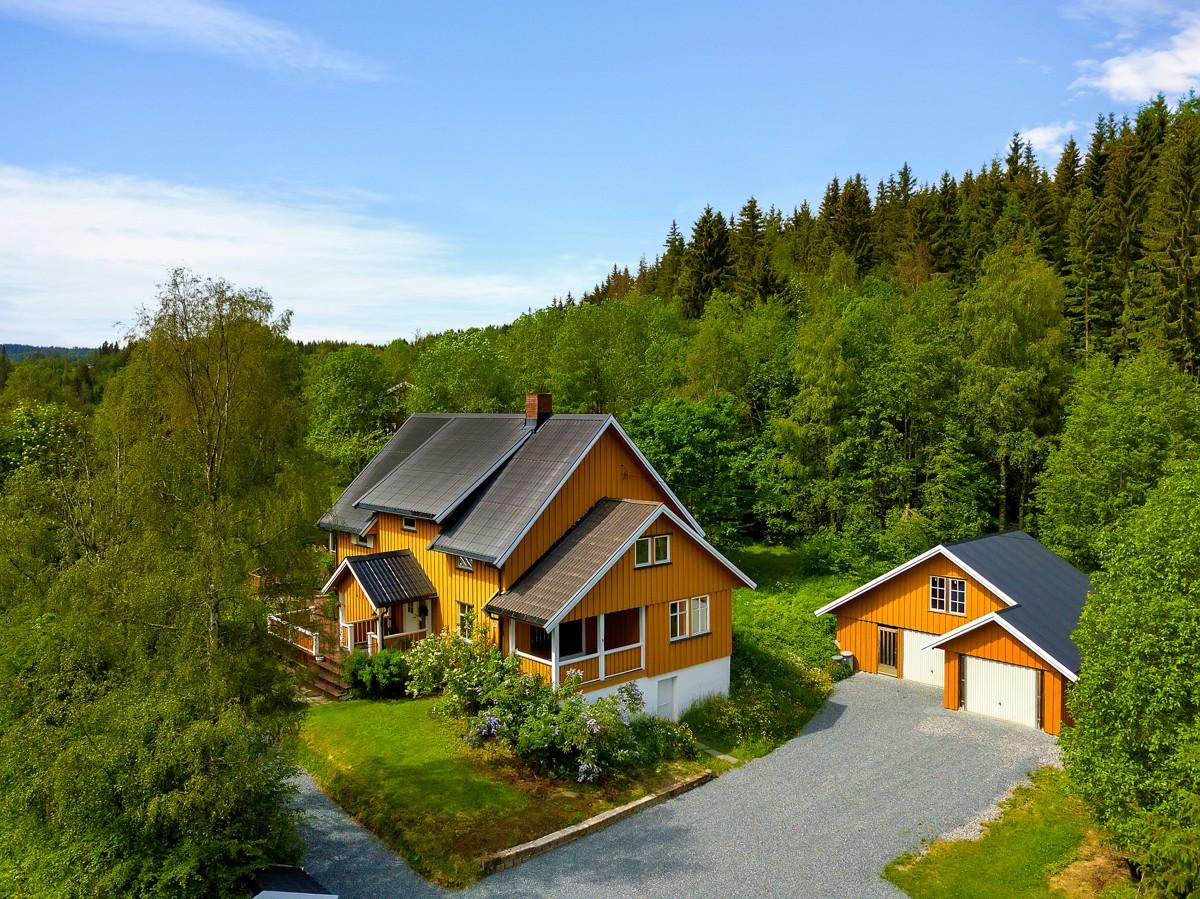Enebolig - hunndalen - 2 600 000,- - Gjestvang & Partners